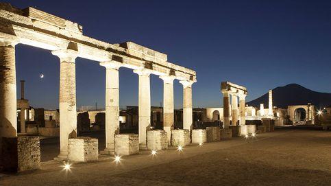 Devuelve, tras 15 años, restos robados de Pompeya porque le daban mala suerte