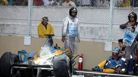 Brasil 2003: el día en que Fernando Alonso pudo hacerse daño de verdad