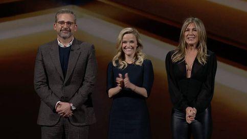 Jennifer Aniston, JJ Abrams y Reese Witherspoon, embajadores de Apple TV+