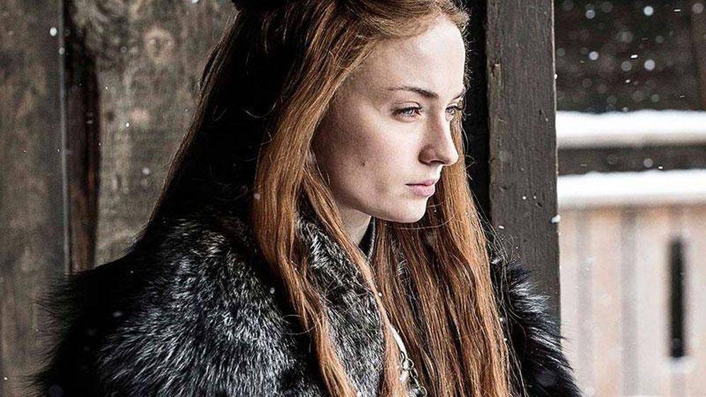 Foto: Imagen de Sansa Stark en 'Juego de tronos'. (HBO)
