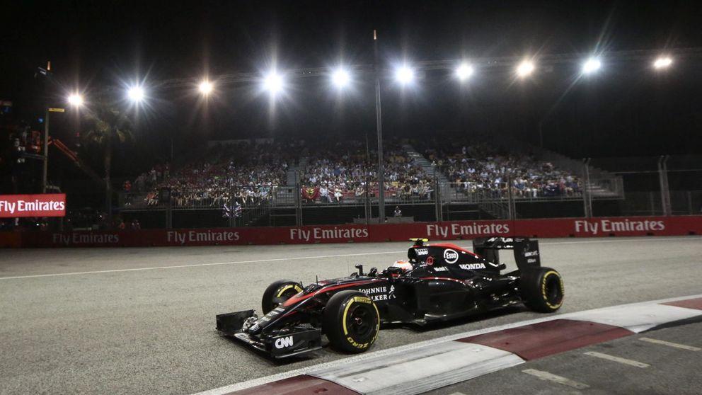 Las cosas parecían de cara  y McLaren volvió a darse contra la pared