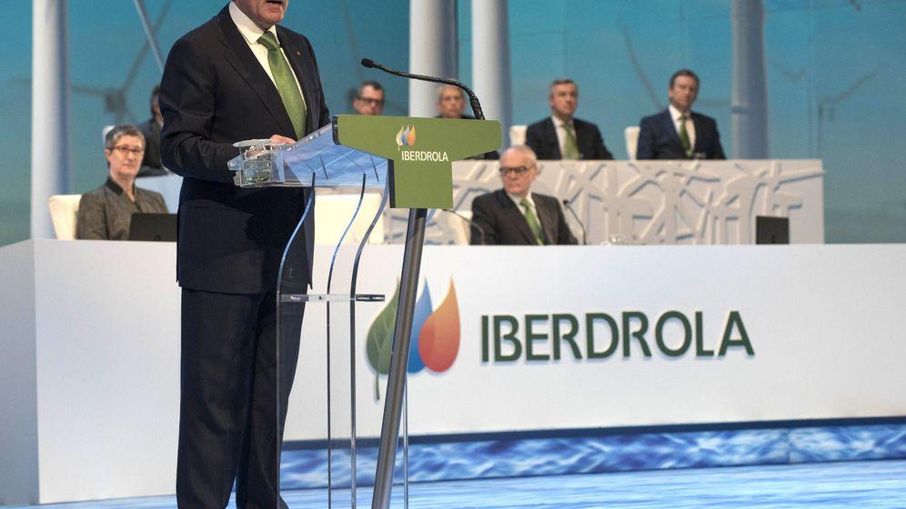 Foto: El presidente de Iberdrola, Ignacio Sánchez Galán (Efe)