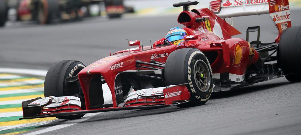 Fin de temporada: Alonso y De la Rosa al simulador, Webber al chocolate