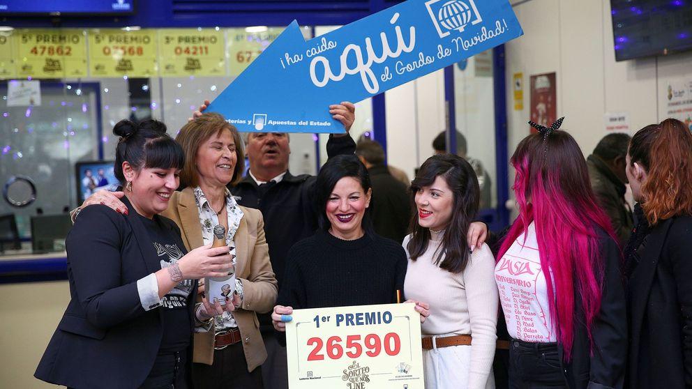 Melilla repite como único punto del país que jamás ha visto el Gordo de la Lotería
