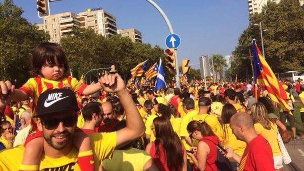 Los famosos catalanes se mojan en la Diada: ¿sí o no a la independencia?