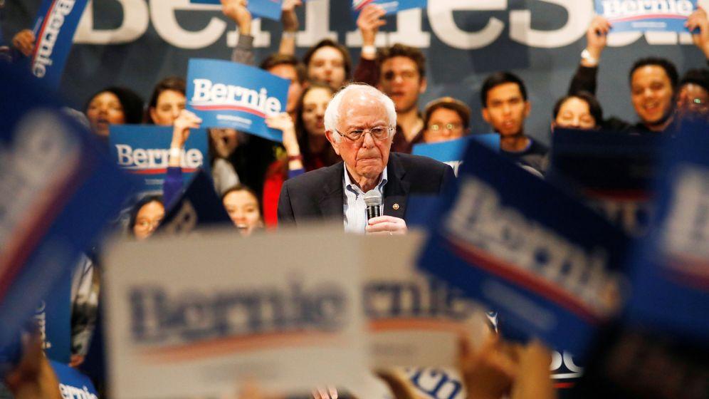 Foto: El candidato demócrata Bernie Sanders. (Reuters)