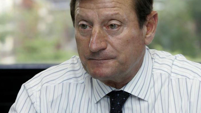 El presidente de Almirall, Jorge Gallardo. (EFE)