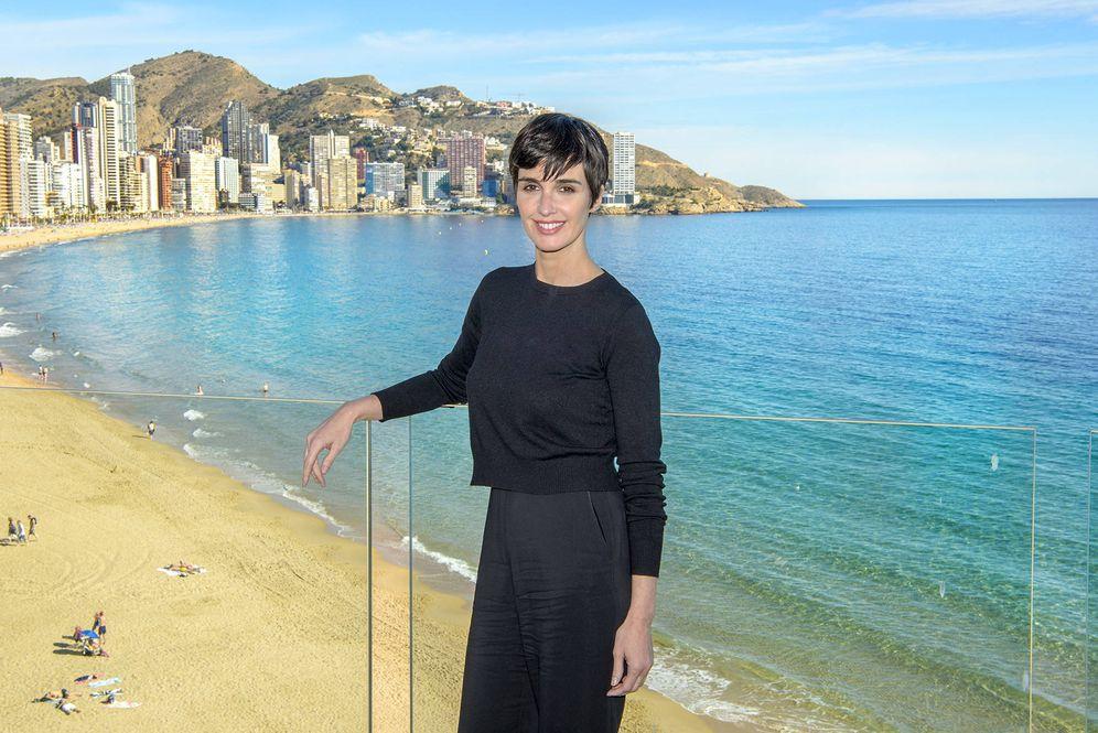 Foto: Paz Vega rueda 'Fugitiva' para TVE.