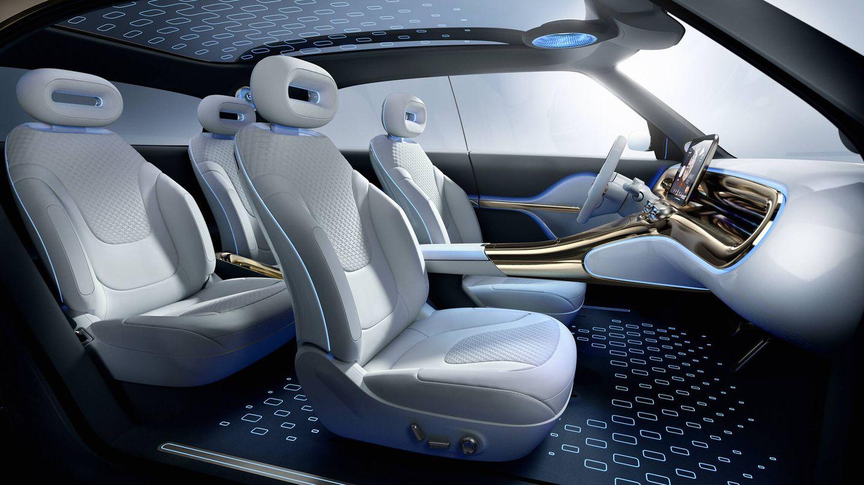 A pesar de que su tamaño externo no es el de un SUV de grandes dimensiones, el interior está realmente aprovechado y bien pensado.
