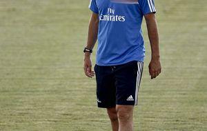 Zidane: Di María siempre se deja la piel, Özil decidió irse