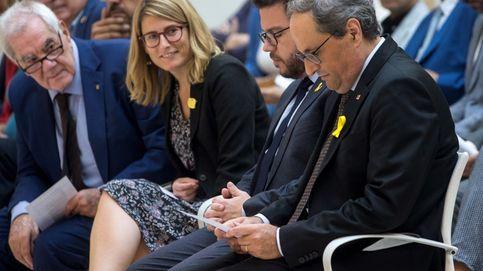 Cataluña impulsa una nueva ley de memoria para eliminar la simbología franquista