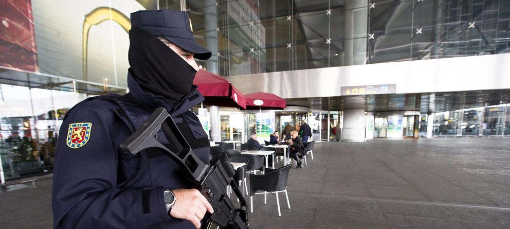 Foto: España elevó la alerta antiterrorista tras el atentado en Francia. (EFE)