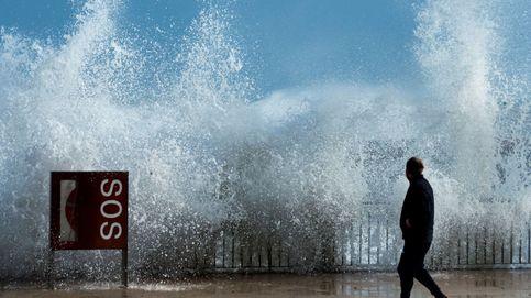 Después de Gloria vendrá Herve: quién (y cómo) bautiza a las borrascas y tormentas