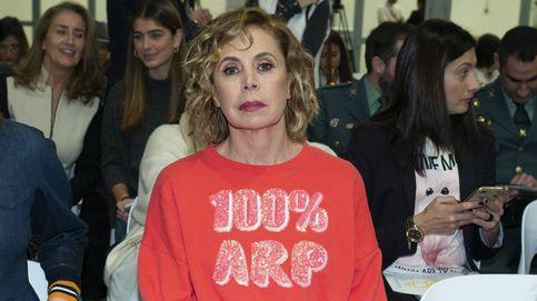 Ágatha Ruiz de la Prada reaparece con cara de pocos amigos tras su ruptura