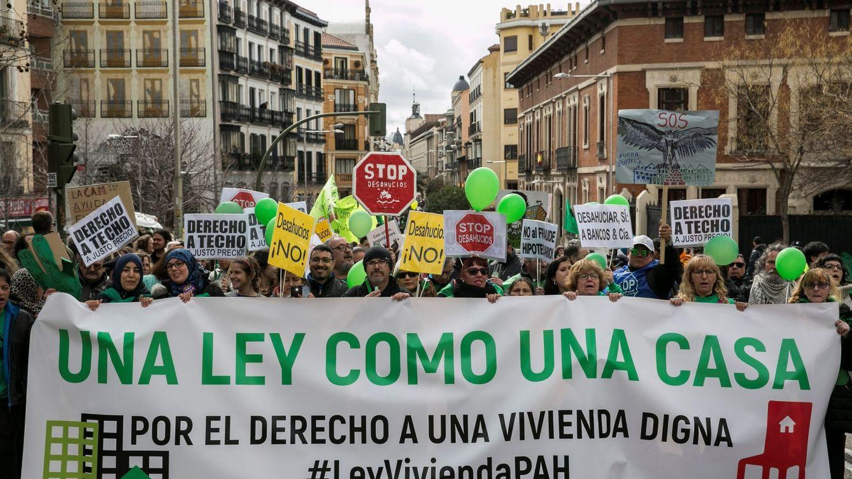 El Congreso da luz verde a la ley de los antidesahucios contra el 'boom' del alquiler