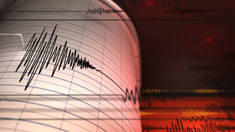 Registrado un ligero terremoto de magnitud 3.2 en la provincia de Murcia