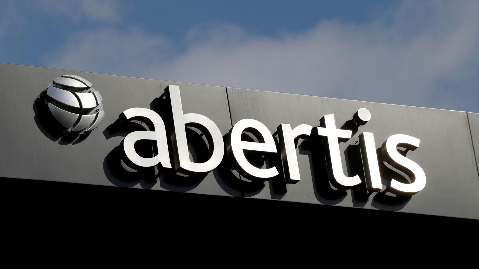 Foto: Logotipo de Abertis