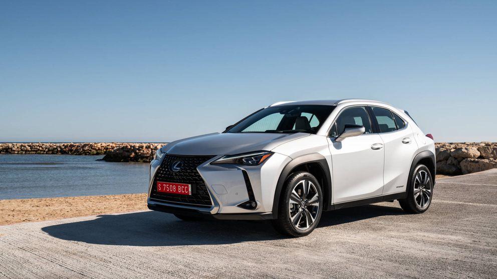 El éxito de los híbridos de Lexus en un mercado prémium que cae un 5%