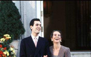 La infanta Elena y Jaime de Marichalar, 20 años después