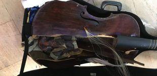 Post de Destrozan una viola de 212.000 dólares del siglo XVII durante un vuelo