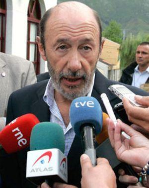 Rubalcaba se entrevistará con su homólogo marroquí el próximo 23 de agosto en Rabat