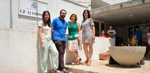 Post de El colegio de Villaverde que pasó de dar miedo a codearse con lo mejor de Madrid