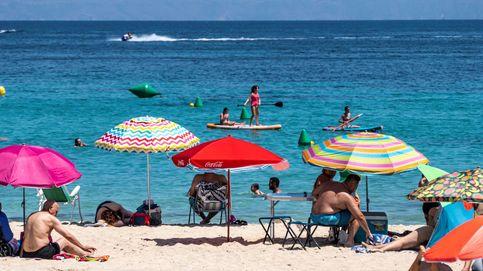 El gasto medio de los españoles sufre una caída del 45% en vacaciones