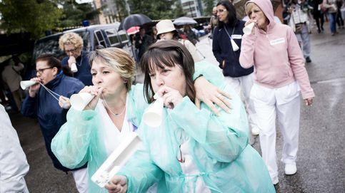 Los enfermeros inician acciones tras la traición del Gobierno con la prescripción