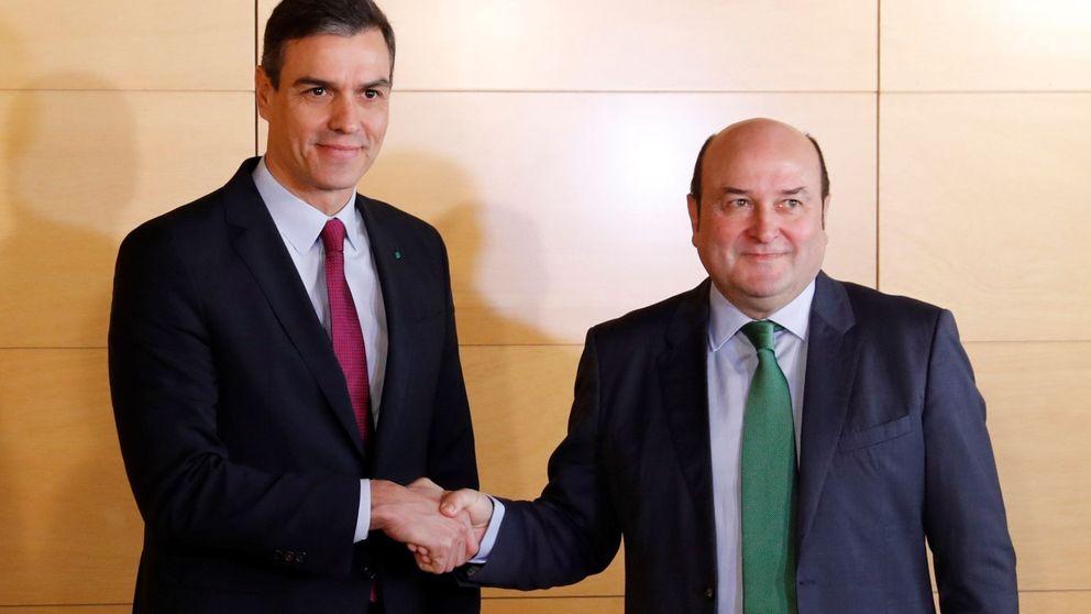 Ortuzar advierte a Sánchez por su pacto con EH Bildu: En política hace falta coherencia