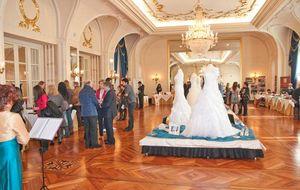 Los vestidos de novia de las princesas Disney llegan al Hotel Ritz