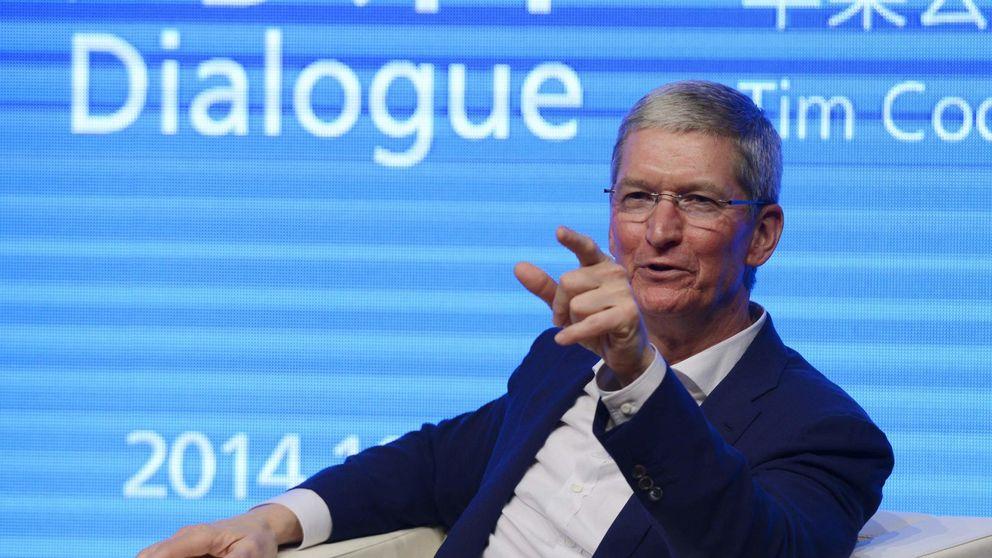 Tim Cook no es Steve Jobs, pero Apple va mejor que nunca