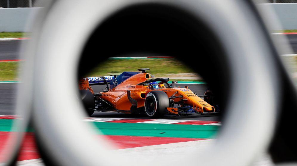 Foto: Hasta Melbourne no se sabrá en qué punto está McLaren. (EFE)