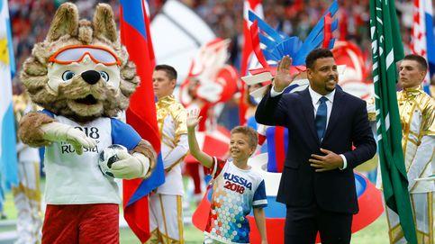 Las mejores imágenes de la ceremonia de inauguración del Mundial de Rusia 2018