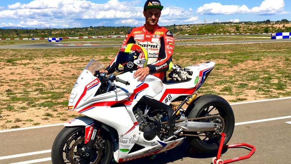 Xavi Forés, tras salir ardiendo el día anterior, termina sexto en Superbikes