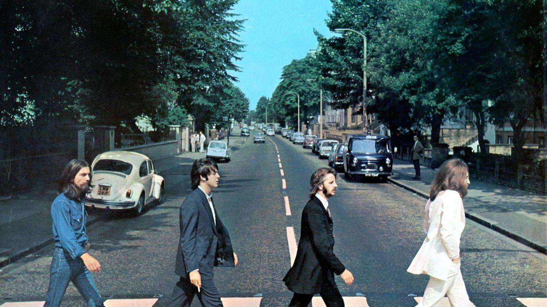Portada del disco 'Abbey Road', en una imagen de archivo. (Cordon Press)