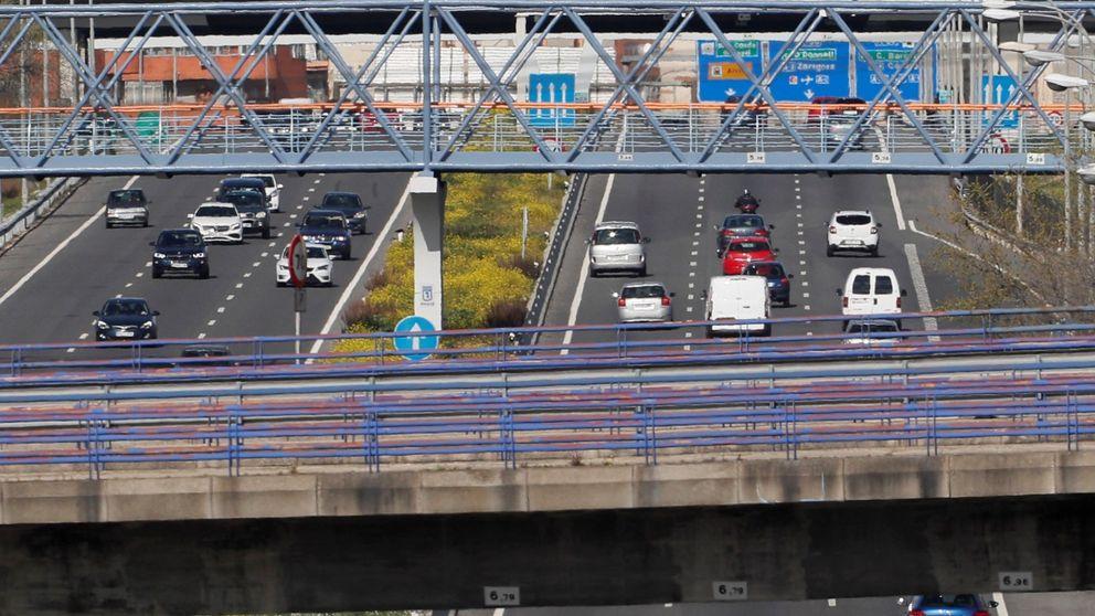 La otra cara de la inversión en infraestructuras: cae un 10,6% en dos años