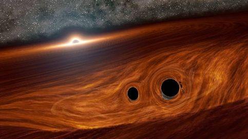 Detectan un fenómeno hasta ahora nunca visto en agujeros negros