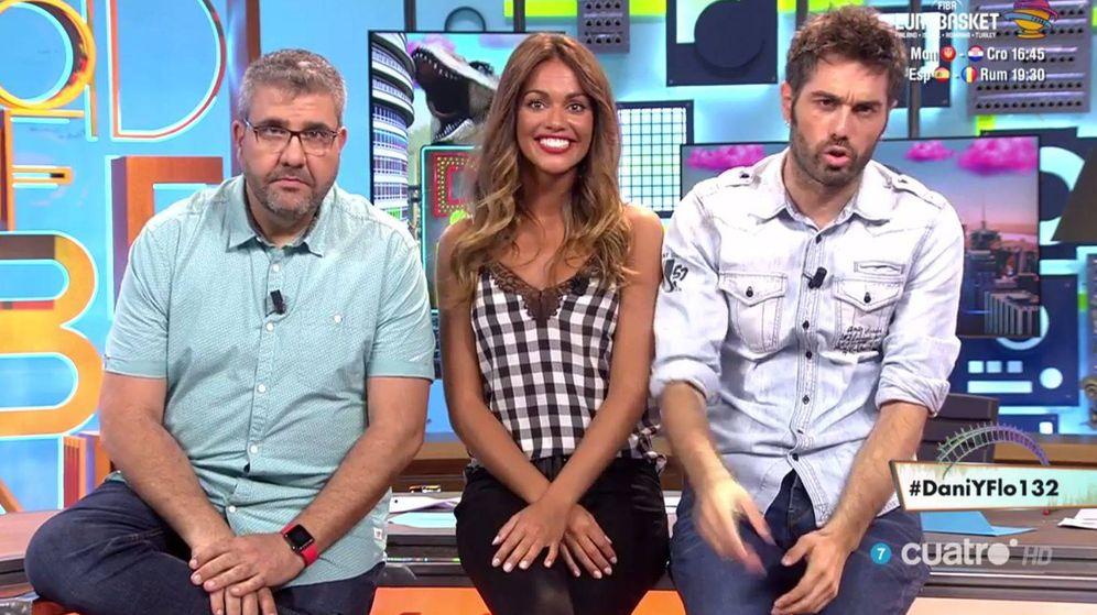 Foto: Flo, Lara y Dani.