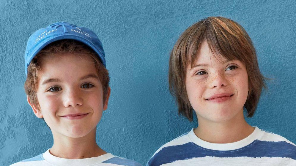 Foto: Diego y Roscón, para Zara. (Cortesía de la marca)