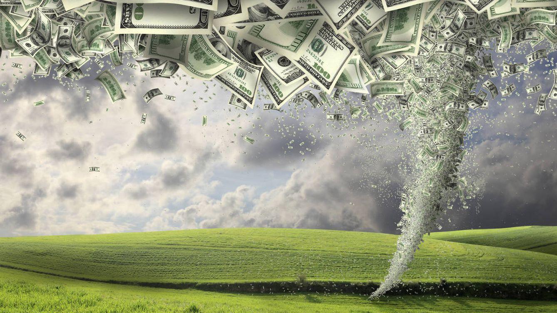 La banca propaga por la economía 83.000 M de riesgo de empresas muy endeudadas