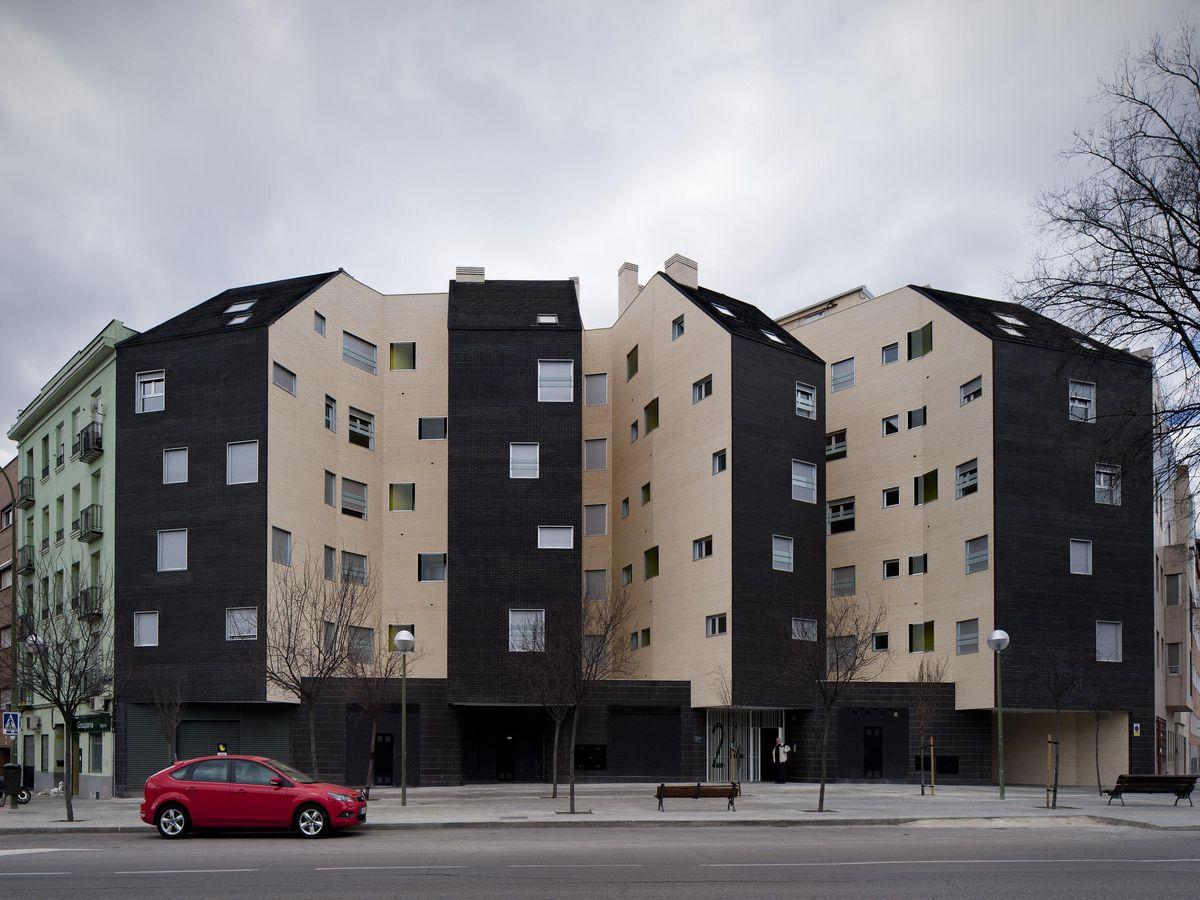 Foto: Promociones de vivienda protegida de la EMVS.