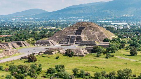 El túnel secreto de los aztecas