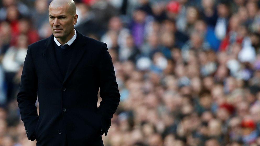 Llega la hora de la verdad: Zidane examina a su gurú y mano derecha