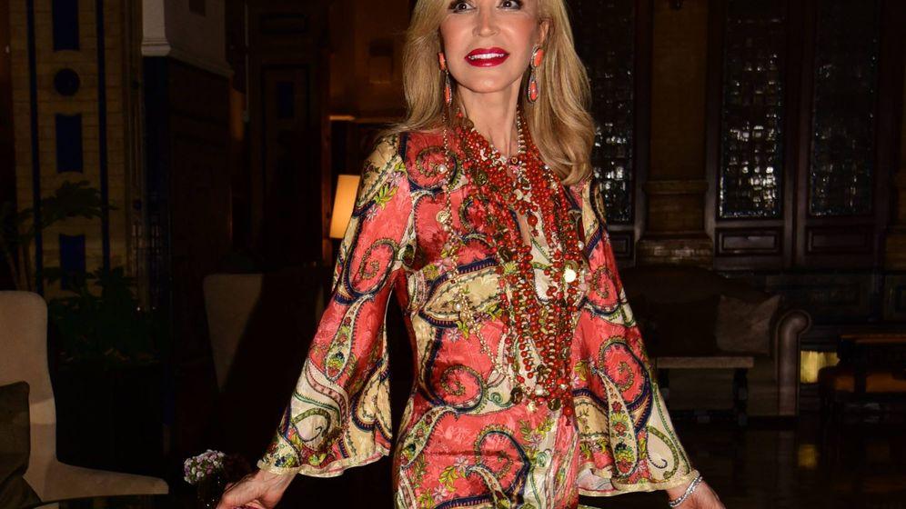 Foto: Carmen Lomana es adicta a los labiales. (Cordon Press)