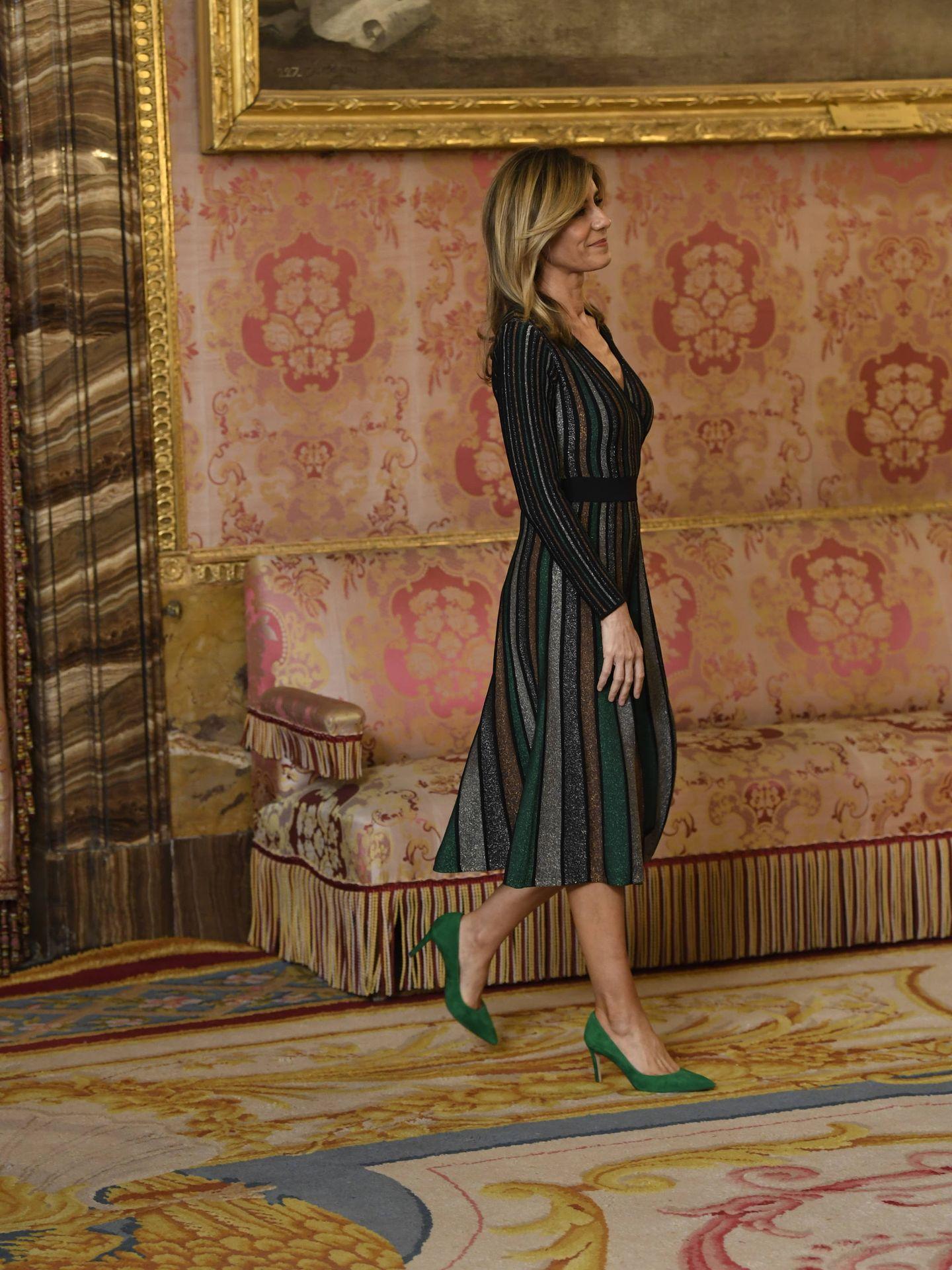 Recepción en el Palacio Real con motivo de la COP25. (Limited Pictures)