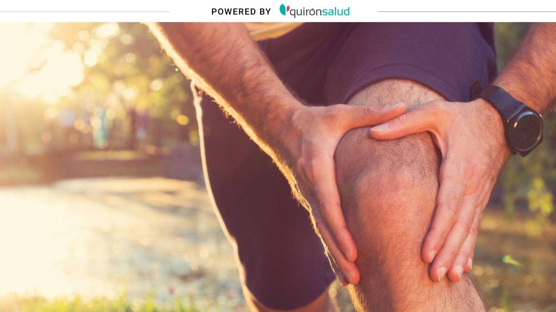 Por qué es tan difícil curar una lesión en el cartílago de una rodilla o cadera