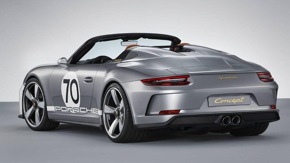 Foto: Porsche, 70 años de deportividad