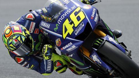 Valentino Rossi tenía razón en su teoría sobre el nuevo chasis para Yamaha