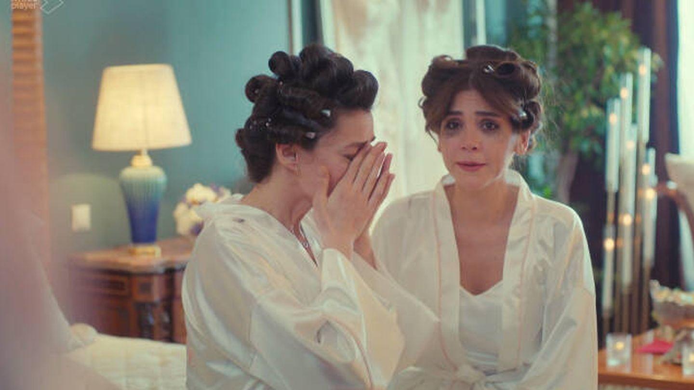 Escena del capítulo final de 'Mujer'. (Atresmedia)