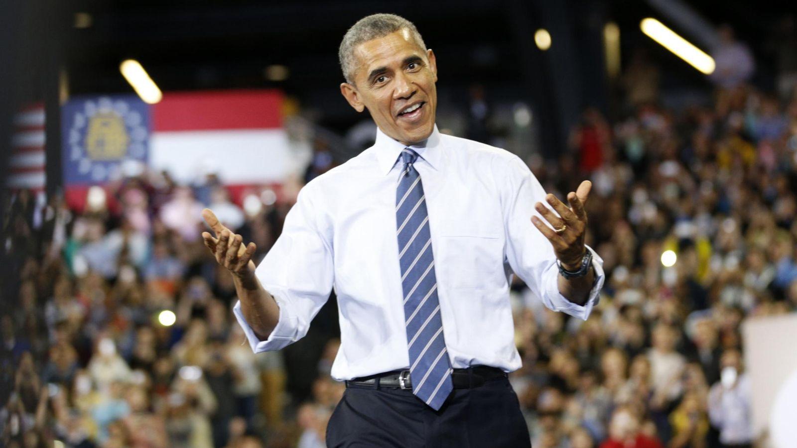 Foto: Barack Obama (reuters)